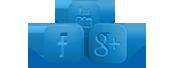 Связаться через социальные сети
